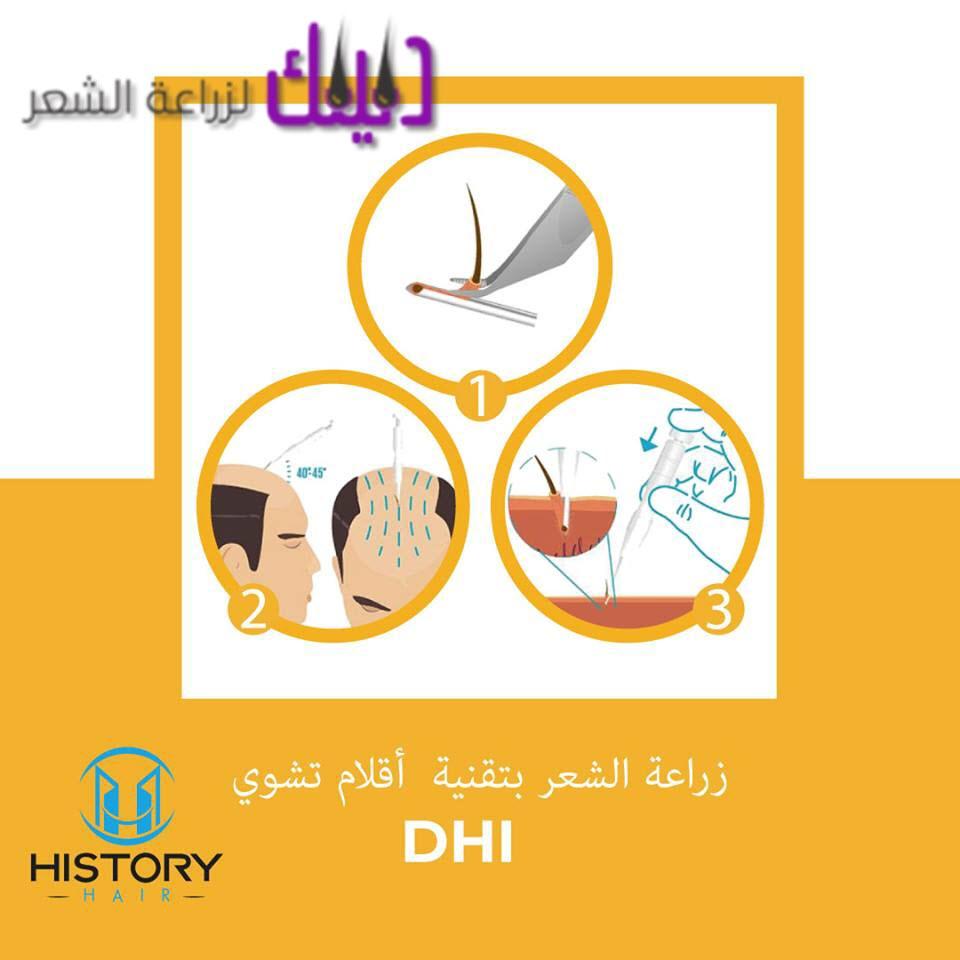 مركز historyhair